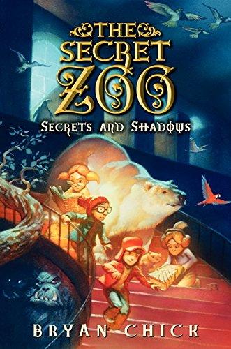 The Secret Zoo: Secrets and Shadows por Bryan Chick