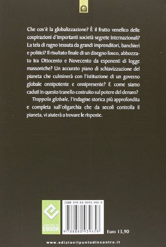 Zoom IMG-1 trappola globale il governo ombra