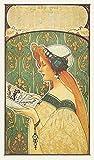 Fine Art Print–Lithografia Bobes, 1900von Bentley Global Arts Gruppe, Papier, multi, 6 x 10