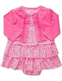 34779b22533 Carter s Bodykleidchen Kleid mit Bolero Babykleid mit Jacke Sommer Set  Kombitation outfit süß Bodykleid Kleid