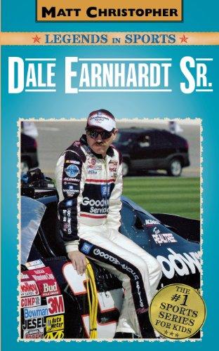 Dale Earnhardt Sr.: Matt Christopher Legends in Sports -