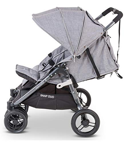 Valco Baby Snap Duo Tailor Made Grey Marle Valco Baby  2