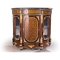 Comparador de precios LouisXV vitrinas de estilo antiguo aparador barroco rococó barroco MoBa0755 - precios baratos