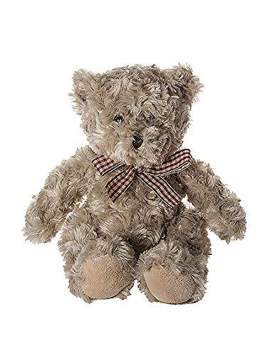 Mousehouse Gifts Teddybär Plüsch Teddy Kuscheltier Kinder - 32cm großer hellbrauner Kleiner