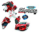 Tobot - Athlon Alpha - Robot 2 en 1 transformable en véhicule - Hauteur : 27 cm.
