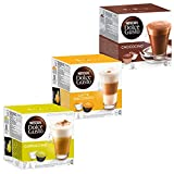 Nescafé Dolce Gusto Cream Collection, 3 Varieties, 48...