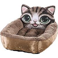 Achun Mantas prácticas para Mascotas Manta de Cama de Gato de Perrito del Perro casero de