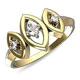 JewelsForum  -  Gold 14 Karat (585)  14 Karat (585) Gelbgold Rundschliff