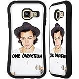 Officiel One Direction Harry Moitié Corps Studio Shots Étui Coque Hybride pour Samsung Galaxy A3 (2016)