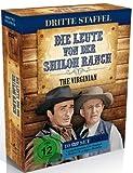 Die Leute von der Shiloh Ranch - Staffel 3 (The Virginian) [10 DVDs]