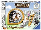 Ravensburger 00747 - tiptoi Tier-Set Zu Besuch bei der Tierärztin