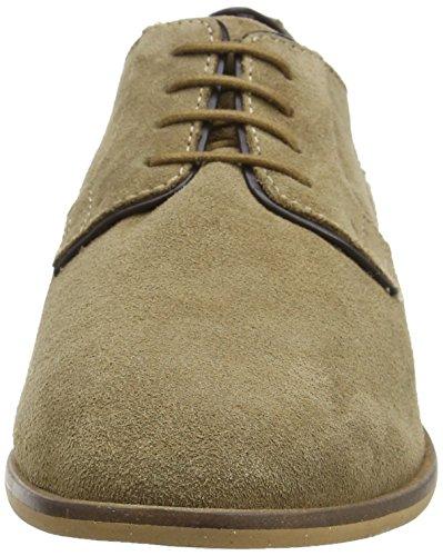 Rockport Bl Blutcher, Chaussures Lacées Homme Beige (New Vicuna)