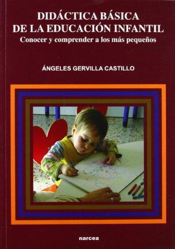 Didáctica básica de la Educación Infantil (Educación Hoy Estudios)
