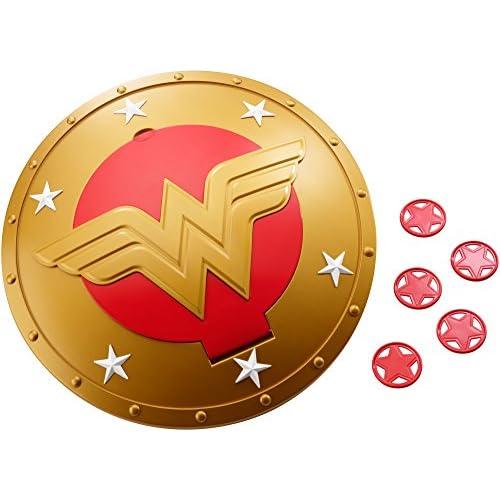 DC Super Hero Girls - Escudo de Wonder Woman (Mattel DMP06) 10