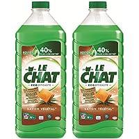 Le Chat Eco Efficacité Lessive Liquide 1,85 L Ecorecharge