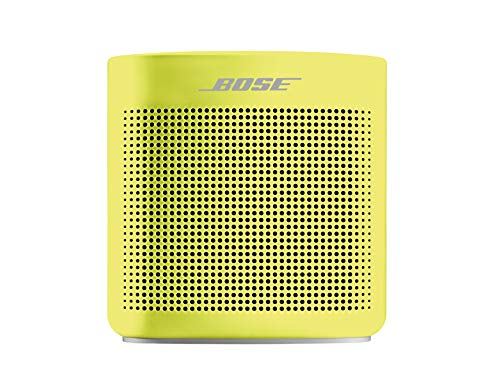 Enceinte Bluetooth SoundLink Color II - Jaune citron