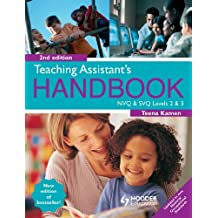 Teaching Assistant's Handbook 2nd Edition: NVQ and SVQ Levels 2 & 3