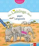 Klett Mein Lieblings-Block gegen Langeweile: Kindergarten ab 3 Jahren. Das
