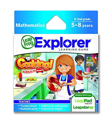 LeapFrog - Explorer - Learning Game - Cooking - Cuisinons - Edition Anglaise (Import Royaume-Uni)