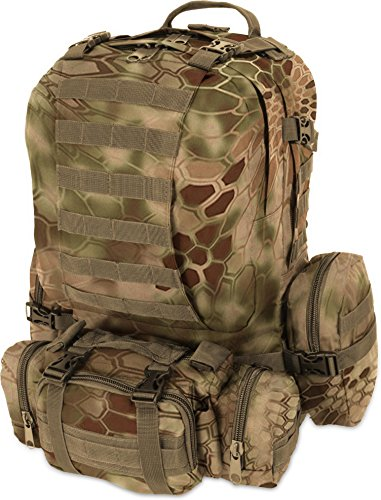 US Assault Rucksack 3.Generation 36 Liter Tan