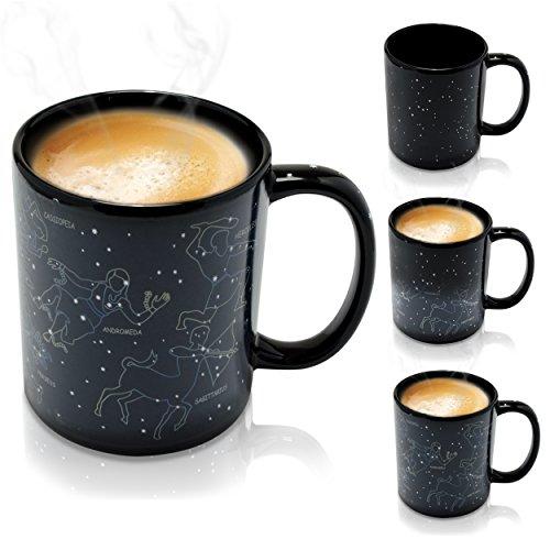 Keramik Tasse mit Animiertem Thermoeffekt -