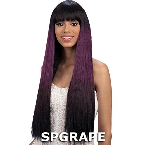 FreeTress Equal Synthetic Hair Wig - HERO (SPGRAPE) by FREETRESS EQUAL