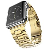 Apple Watch Band, Premium 42mm Stainless...