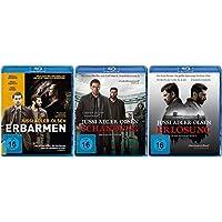 Blu-ray Set * Erbarmen + Schändung + Erlösung / Alle 3 Teile