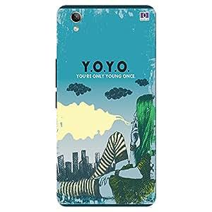 Y.O.Y.O. - Mobile Back Case Cover For Vivo Y 51L
