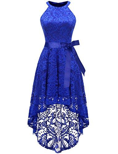 Comprar vestido azul electrico