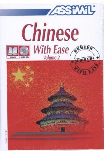 Chinese with ease. Con 4 Cd Audio: 2 (Senza sforzo) por Philippe Kantor