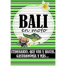GUÍA DE BALI EN MOTO