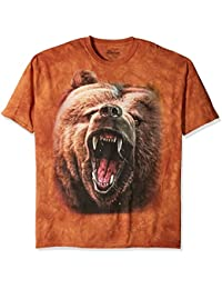 The Mountain Camesita Grizzly Growl Bear Adulto Unisexo