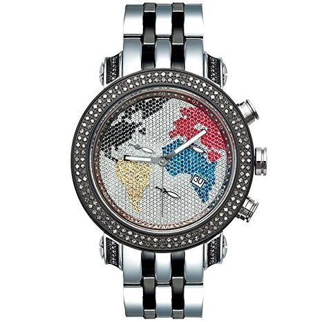 Joe Rodeo CLASSIC jcl40 (WY) reloj de diamantes