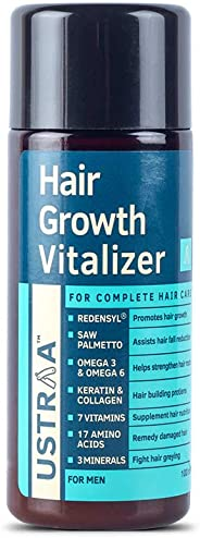 Ustraa Hair Growth Vitalizer - 100 ml