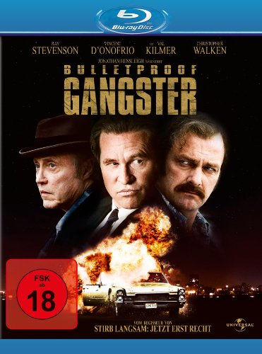 Bulletproof Gangster [Blu-ray]