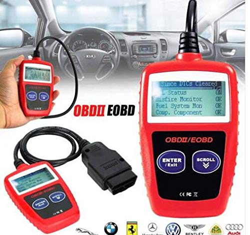 Yudanny Details About Car Fault Code Reader Engine Travel Diagnostic Reset  Tool OBD 2 Can Bus EOBD UK