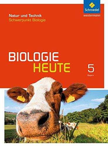 Biologie heute SI - Allgemeine Ausgabe 2017 für Bayern: Schülerband 5