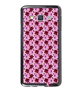 Vizagbeats Flower Patttern Back Case Cover For Samsung Galaxy A3 2016 Edition