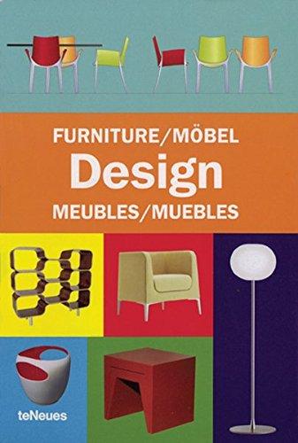 Design de meubles. Edition français-anglais-allemand-espagnol (teNeus tools series)