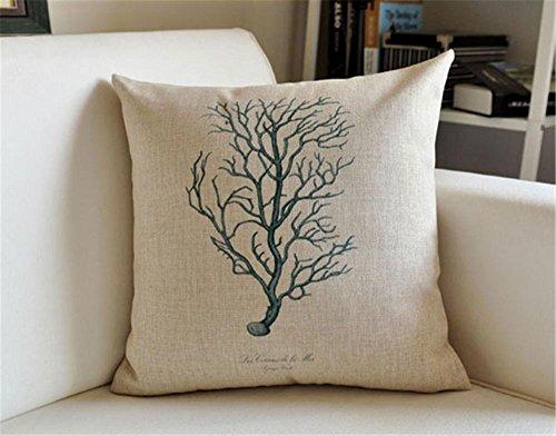 Decorative divano in lino cuscino / cuscino / Ocean Series , (Miller Cuscino Decorativo)