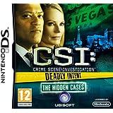 CSI: Crime Scene Investigation - Deadly Intent (Nintendo DS)
