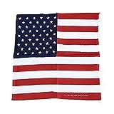 Page Bandana drapeau USA étoiles et rayures