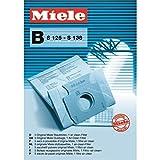 Miele P 125 (B) Sacs Papier pour Aspirateur S 125-S 138