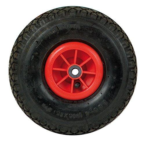 Sackkarre Dachträger Luftreifen Umzüge Tragkraft 150kg, rot, 2