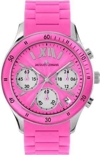 Jacques Lemans Sports Damen-Armbanduhr Rome Sports 1-1587I