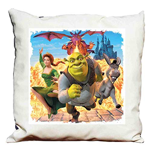 Shrek Kissen