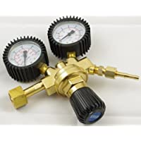 Regulador de presión para nitrógeno