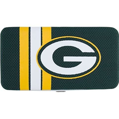 Green Bay Packers Ladies Mesh Wallet by Concept One Accessories