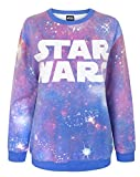 Star Wars Cosmic Women's Sublimation Sweatshirt (S)